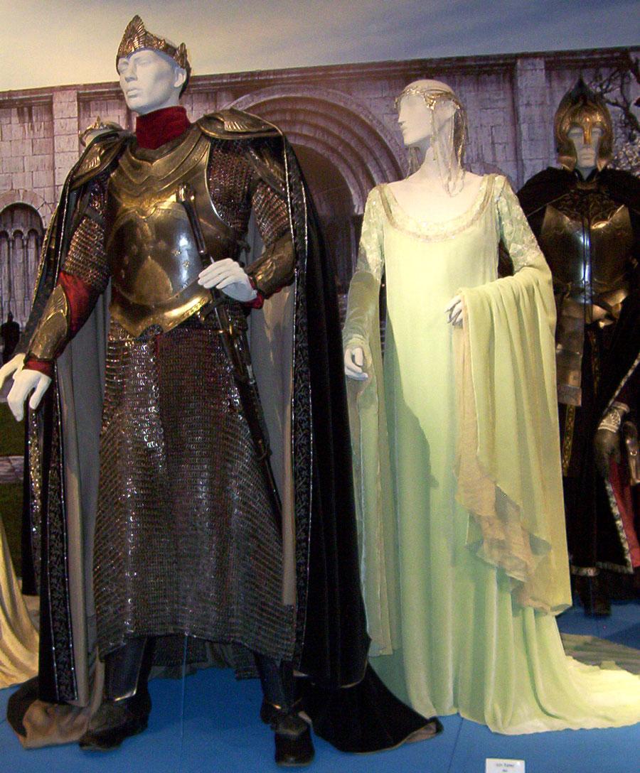Elf lord of the rings kostuum