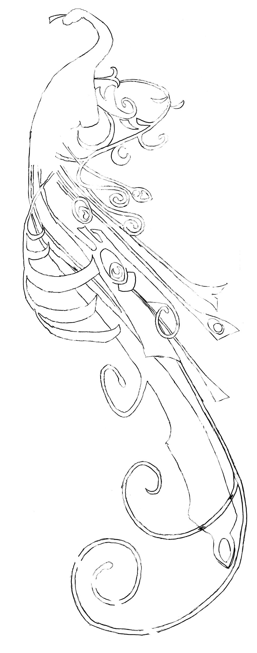 Coloring pages for quiver - Or Here For Larger