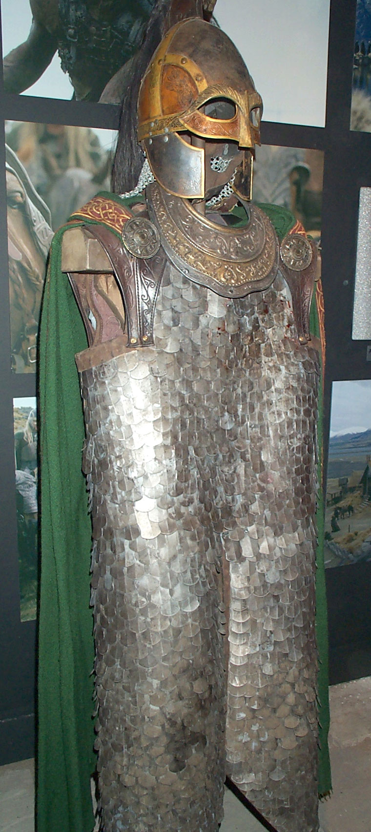 Lord Of The Rings Rohirrim Armor