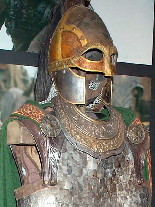 Rohan armor for Rohan design