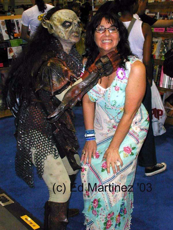 Making a moria orc the finished costume solutioingenieria Choice Image