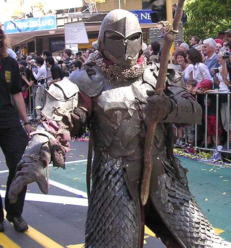 Orc Lotr Costume Weta Makeup