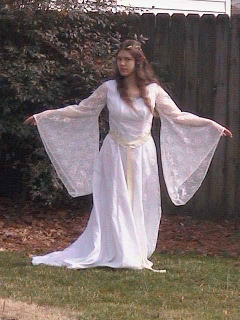 Galadriel's Mirror Dress by Amy