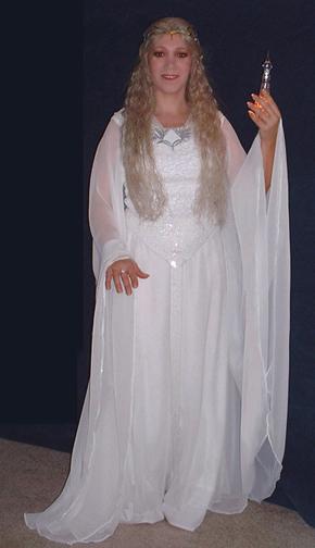 Galadriel's Mirror Dress by Kira
