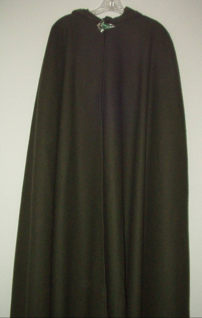 our cloak closet