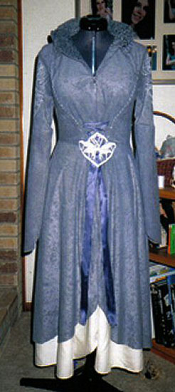 AlleyCatScratch Maris' Chase Dress