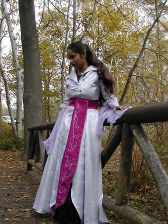 Arwen's Farewell Dress by Merenwen
