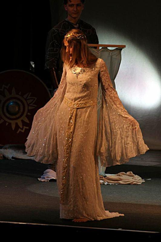 Galadriel's Mirror Dress by Sarah
